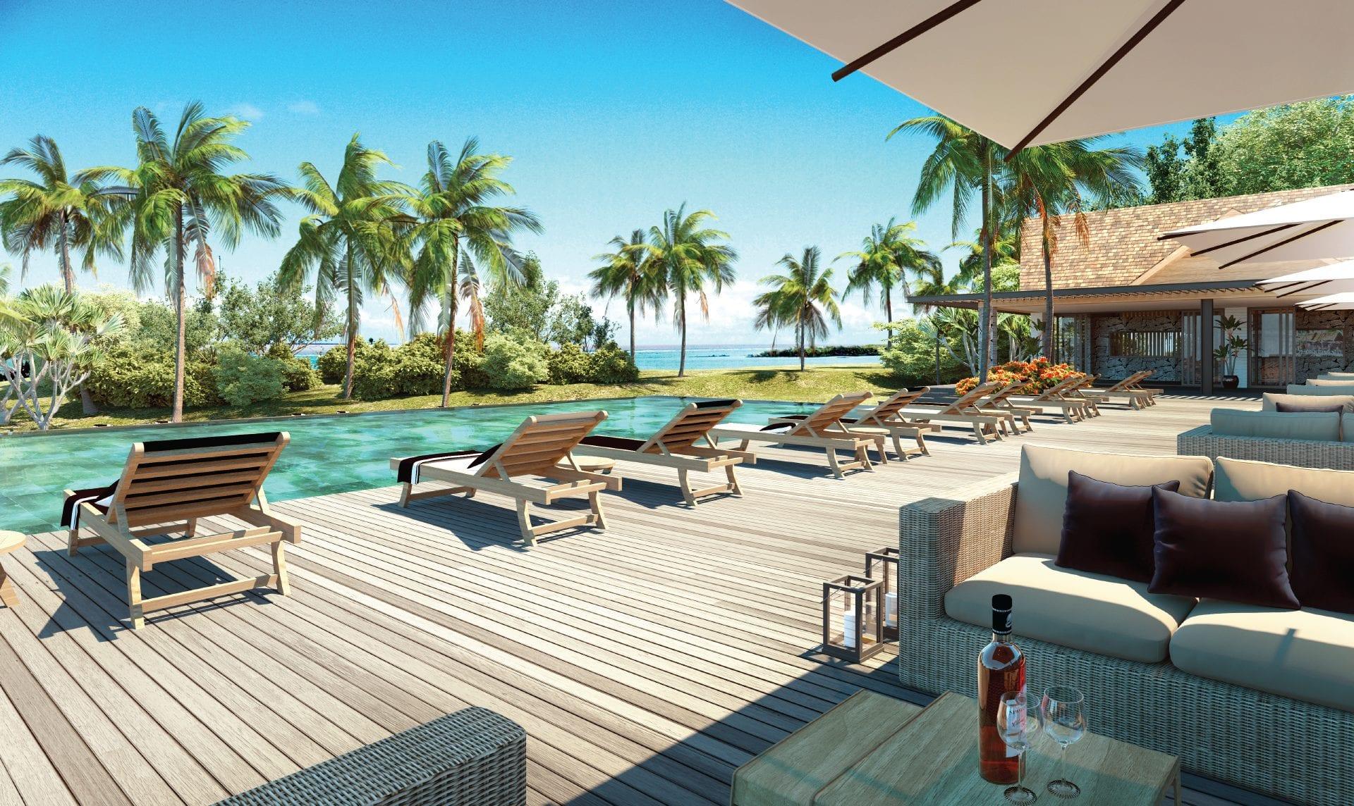 Les services de style « Resort » de St. Antoine – Private Residence