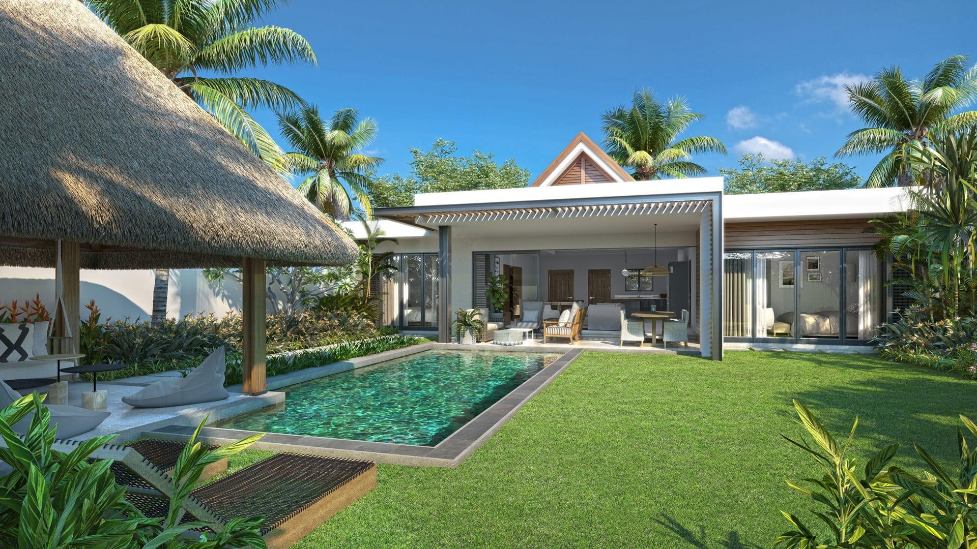 Villa 3 Chambres (bientôt disponible)